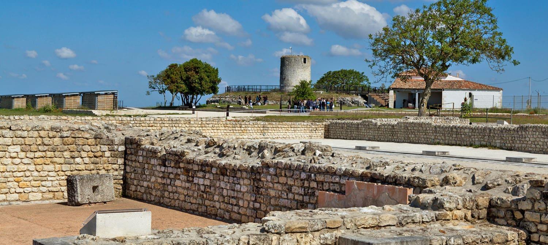 Site gallo-romain du Fa